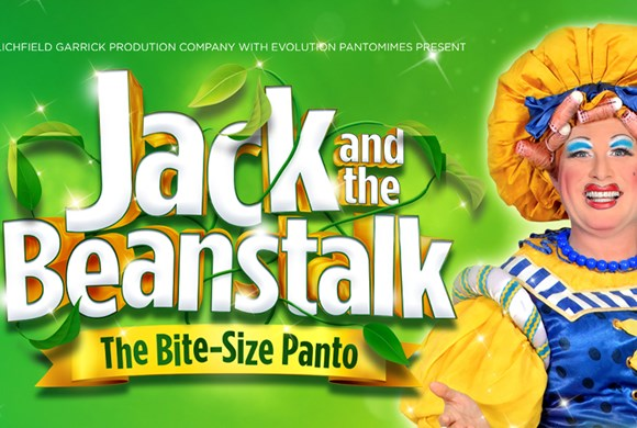 Lichfield Garrick Theatre Moves Panto Online - Oh Yes They Do!