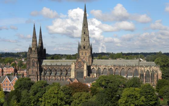 Heritage and Culture - Lichfield Cathedral