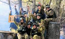 PAINTBALL - Book 10 Adults get 1 free!!