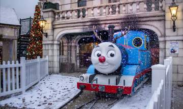 Magical Christmas at Drayton Manor Park
